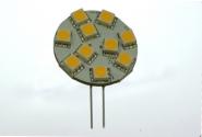 G4 LED-Modul 150 Lumen Gleichstrom 10-30V DC warmweiss 1,8W
