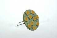 GZ4 LED-Modul 160 Lumen Gleichstrom 10-30V DC warmweiss 1,7W
