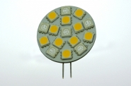 G4 LED-Modul 150/30 Lumen Gleichstrom 10-30V DC warmweiss 1,8W/1W