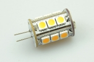 G4 LED-Stiftsockellampe 252 Lumen Gleichstrom 10-30V DC warmweiss 2,3W