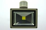 LED-Flutlichtstrahler 1600 Lumen Gleichstrom  warmweiss 22W