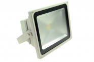 LED-Flutlichtstrahler 2600 Lumen Gleichstrom 100-240V DC warmweiss