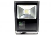 LED-Flutlichtstrahler 2800 Lumen Gleichstrom 100-240V DC kaltweiss