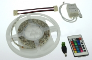 LED-Lichtband 290 Lumen Gleichstrom 12V DC RGB