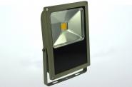 LED-Flutlichtstrahler 4860 Lumen Gleichstrom 120-230V DC warmweiss