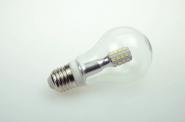 E27 LED-Globe LB60 380 Lumen Gleichstrom 80-230V DC kaltweiss 4,6W