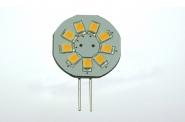 G4 LED-Modul 120 Lumen Gleichstrom 10-30V DC warmweiss 1,5W