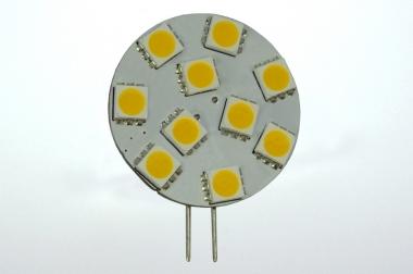 G4 LED-Modul 140 Lumen Gleichstrom 10-30V DC warmweiss 1,7W