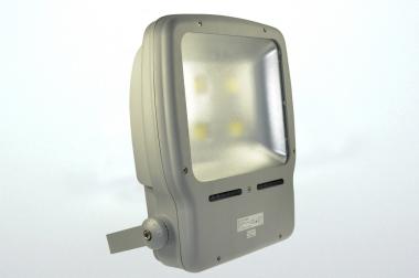 LED-Flutlichtstrahler 14500 Lumen Gleichstrom 100-240V DC warmweiss