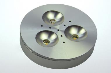 LED-Aufbauleuchte 140 Lumen Gleichstrom 12V DC warmweiss