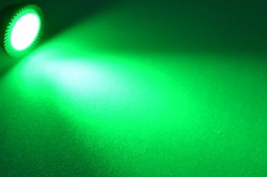 GU5.3 LED-Spot MR16 210 Lumen Gleichstrom 10-30V DC Grün 3,4W