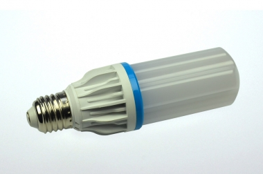 E27 LED-Tubular 700 Lumen Gleichstrom 120-230V DC warmweiss 9W