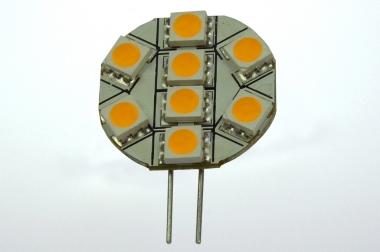 G4 LED-Modul 120 Lumen Gleichstrom 10-30V DC warmweiss 1,2W