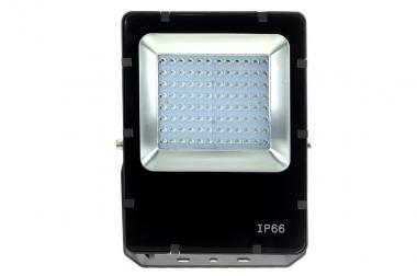 LED-Flutlichtstrahler 6000 Lumen Gleichstrom 127-431V DC kaltweiss
