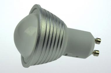 GU10 LED-Spot PAR16 270 Lumen Gleichstrom 230V DC warmweiss 4,8W