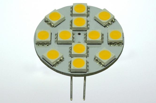 G4 LED-Modul 210 Lumen Gleichstrom 10-30V DC warmweiss 2,2W