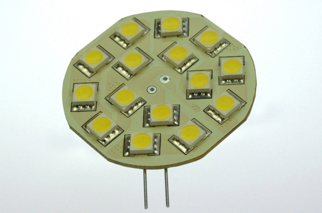 G4 LED-Modul 260 Lumen Gleichstrom 10-30V DC kaltweiss 2,6W