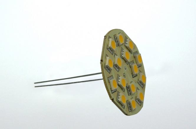 GZ4 LED-Modul 250 Lumen Gleichstrom 10-30V DC warmweiss 2,6W