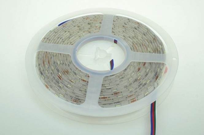 LED-Lichtband 210 Lumen Gleichstrom 24V DC RGB
