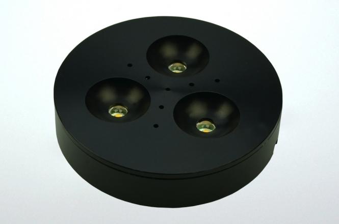 LED-Aufbauleuchte 200 Lumen Gleichstrom 12-24V DC warmweiss