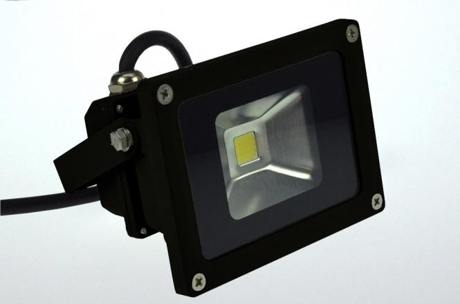 LED-Flutlichtstrahler 660 Lumen Gleichstrom 120-230V DC kaltweiss
