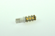 T10 LED-Stiftsockellampe 70 Lumen Gleichstrom 10-30V DC kaltweiss 0,7W