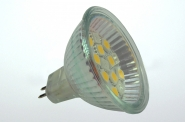 GU5.3 LED-Spot MR16 150 Lumen Gleichstrom 10-30V DC warmweiss 1,8W