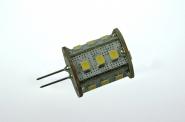 G4 LED-Stiftsockellampe 230 Lumen Gleichstrom 10-30V DC kaltweiss 1,9W