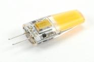G4 LED-Stiftsockellampe 240 Lumen Gleichstrom 10-30V DC warmweiss 2,5 W