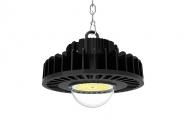 LED-Hallentiefstrahler 24000 Lumen Gleichstrom 100-240V DC kaltweiss
