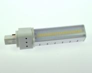 G24-D1 LED-Kompaktlampe 555 Lumen Gleichstrom 200-240V DC  kaltweiss 8W