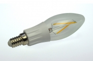 E14 LED-Kerze 290 Lumen Gleichstrom 180-230V DC warmweiss 3,3W