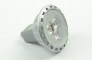 GU4 LED-Spot MR11 200 Lumen Gleichstrom 10-30V DC warmweiss 2,5W
