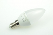 E14 LED-Kerze 150 Lumen Gleichstrom 110-240V DC warmweiss 3,5W