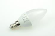 E14 LED-Kerze 470 Lumen Gleichstrom 110-240V DC warmweiss 5W