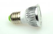 E27 LED-Spot MR16 360 Lumen Gleichstrom 13,5-24V DC warmweiss 3,6 W