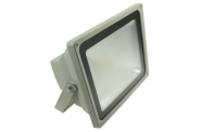 LED-Flutlichtstrahler 4000 Lumen Gleichstrom 100-240V DC warmweiss