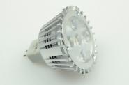 GU5.3 LED-Spot MR16 360 Lumen Gleichstrom 10-25V DC warmweiss 6,0W