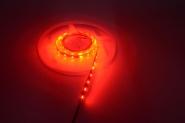 LED-Lichtband Meterware Gleichstrom 12V DC Rot 4,8W/m