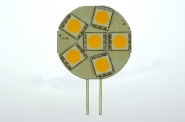 G4 LED-Modul 100 Lumen Gleichstrom 10-30V DC warmweiss 1W
