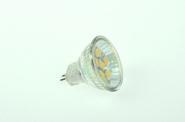 GU4 LED-Spot MR11 100 Lumen Gleichstrom 10-30V DC warmweiss 1W