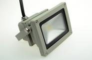 LED-Flutlichtstrahler 700 Lumen Gleichstrom 100-240V DC warmweiss