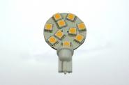 T10 LED-Modul 140 Lumen Gleichstrom 10-30V DC warmweiss 1,7W