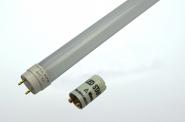 G13 LED-Röhre 1650 Lumen Gleichstrom 90-240V DC warmweiss 20W