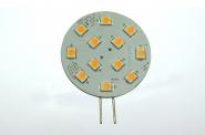 G4 LED-Modul 180 Lumen Gleichstrom 10-30V DC warmweiss 2W