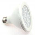 E27 LED-Spot PAR30 900 Lumen Gleichstrom 80-269V DC warmweiss 11 W