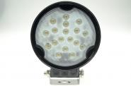 LED-Suchscheinwerfer 1950 Lumen Gleichstrom 10-30V DC kaltweiss 18W IP67