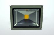 LED-Flutlichtstrahler 1600 Lumen Gleichstrom 120-230V DC warmweiss 22W
