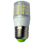 E27 LED-Tubular 330 Lumen Gleichstrom 10-30V DC warmweiss 4W