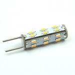 GY6.35 LED-Stiftsockellampe 146 Lumen Gleichstrom 10-30V DC warmweiss 1,3 W